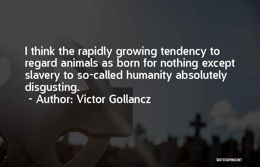 Victor Gollancz Quotes 1354751