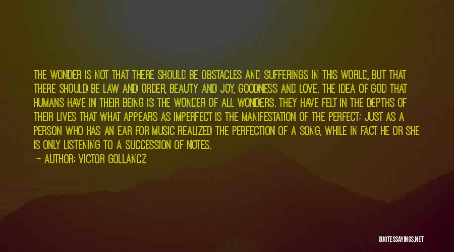 Victor Gollancz Quotes 1908408