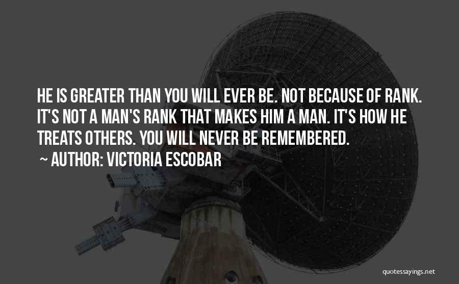 Victoria Escobar Quotes 2041799