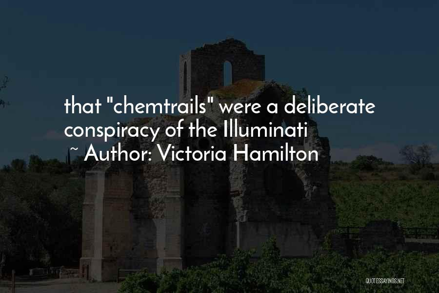Victoria Hamilton Quotes 2057498