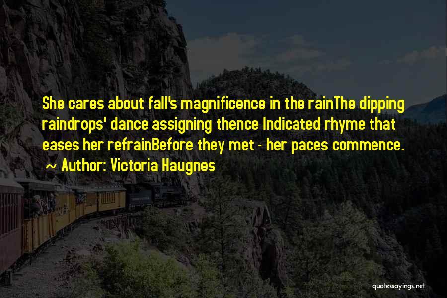Victoria Haugnes Quotes 1873907