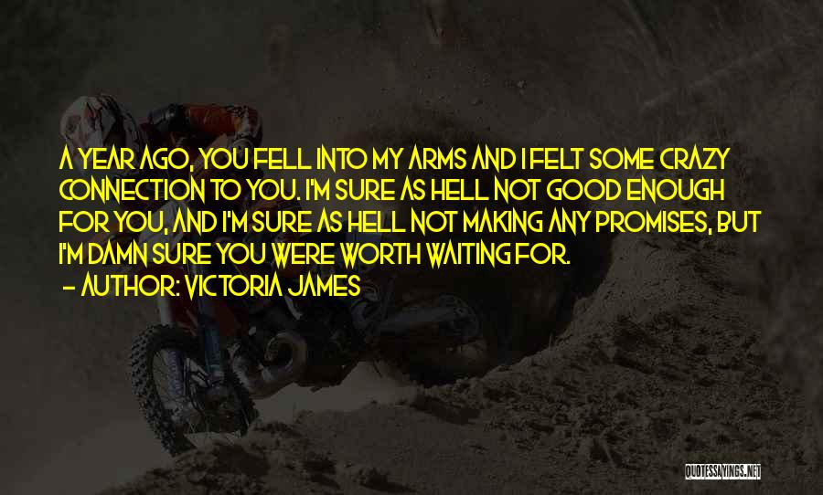 Victoria James Quotes 1129366