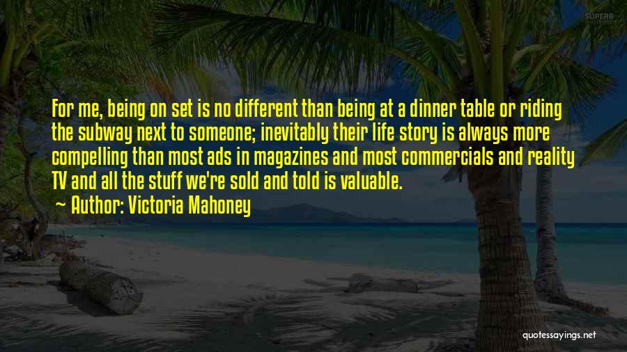 Victoria Mahoney Quotes 1523691