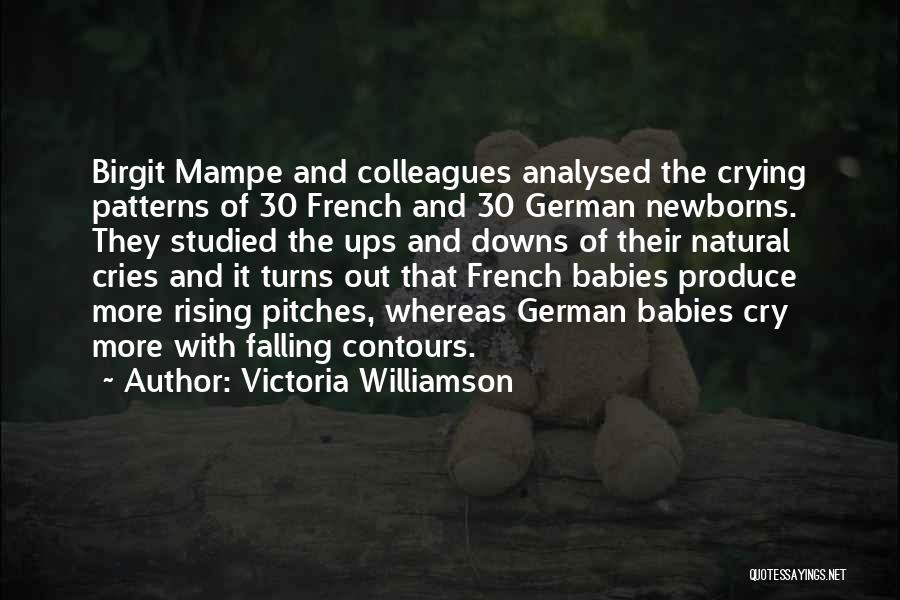 Victoria Williamson Quotes 212066