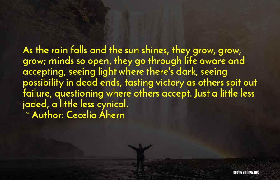 Victory And Failure Quotes By Cecelia Ahern