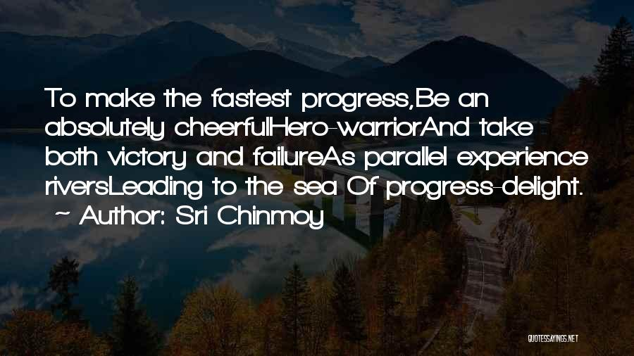 Victory And Failure Quotes By Sri Chinmoy
