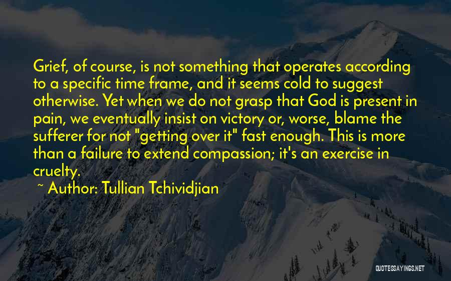 Victory And Failure Quotes By Tullian Tchividjian