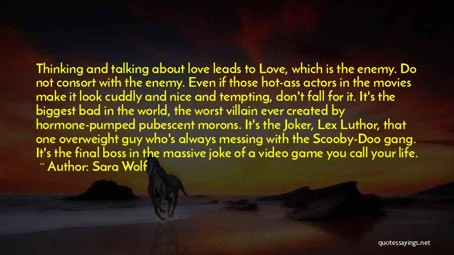 Top 11 Video Game Love Quotes & Sayings