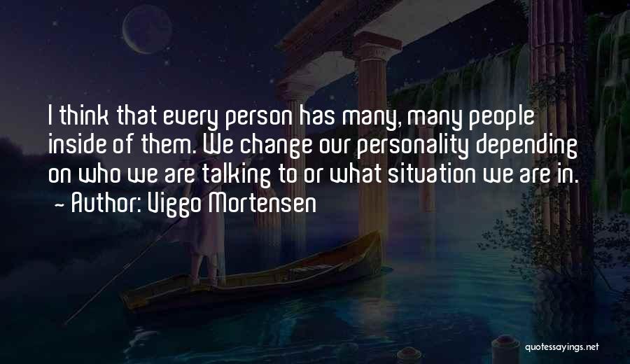 Viggo Mortensen Quotes 1364463