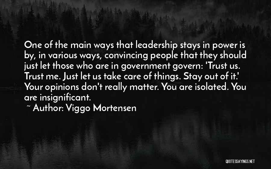 Viggo Mortensen Quotes 2080449
