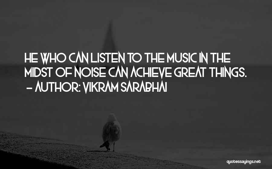 Vikram Sarabhai Quotes 1207051