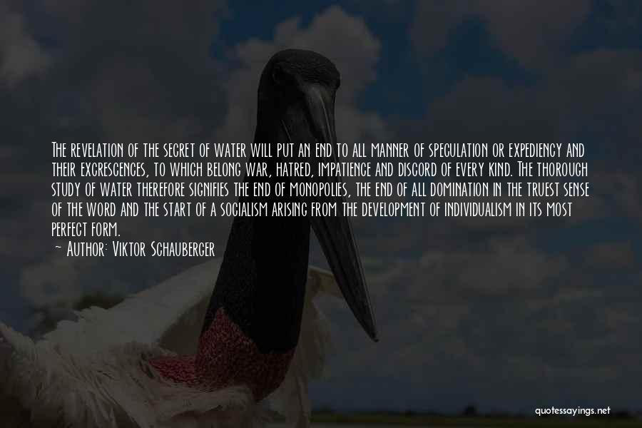 Viktor Schauberger Quotes 1351136