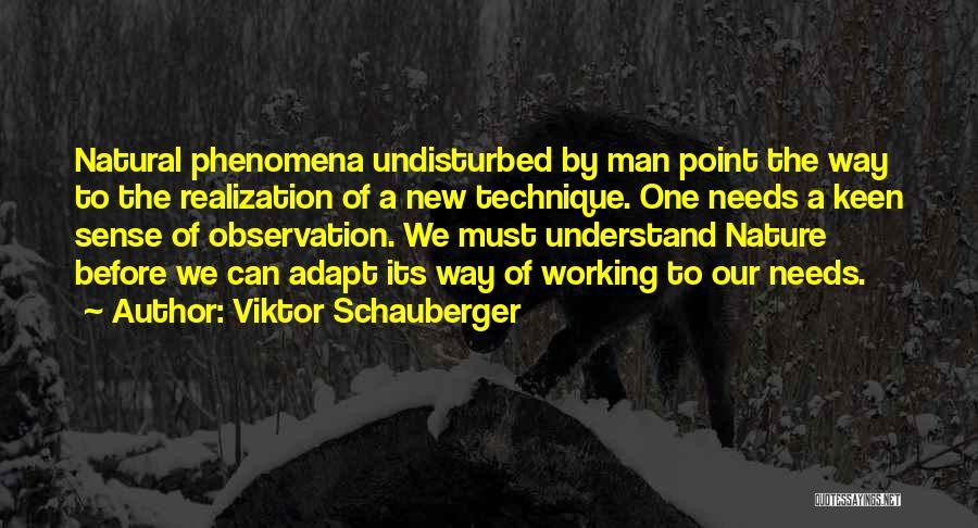Viktor Schauberger Quotes 271981