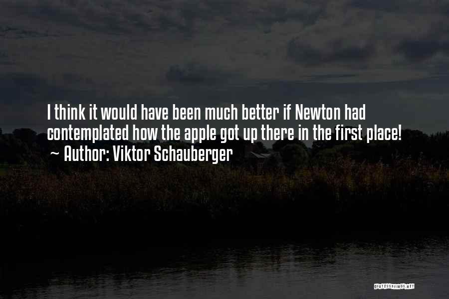 Viktor Schauberger Quotes 984422