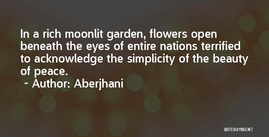 Village Beauty Quotes By Aberjhani