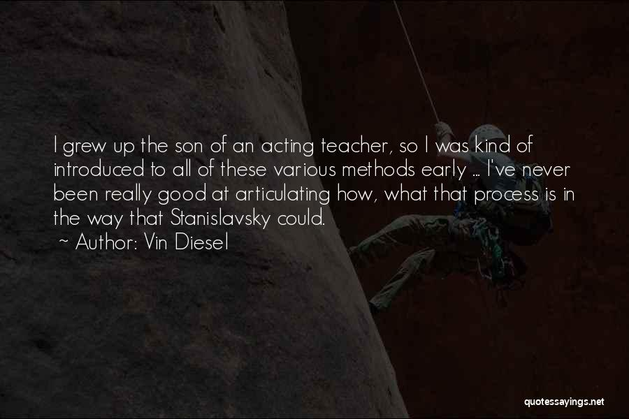 Vin Diesel Quotes 124312