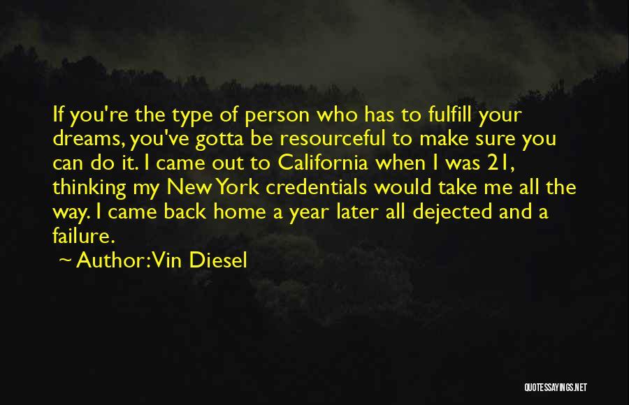 Vin Diesel Quotes 128385