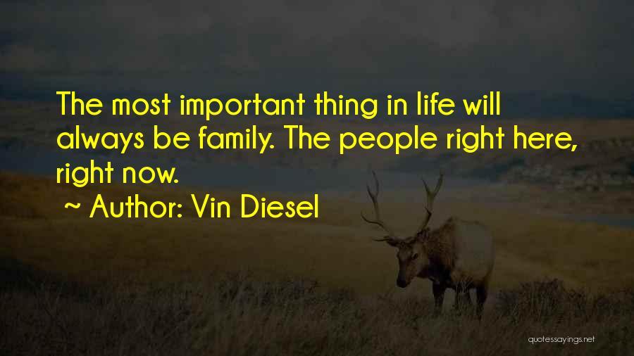 Vin Diesel Quotes 1287265