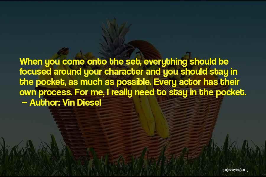 Vin Diesel Quotes 1323345