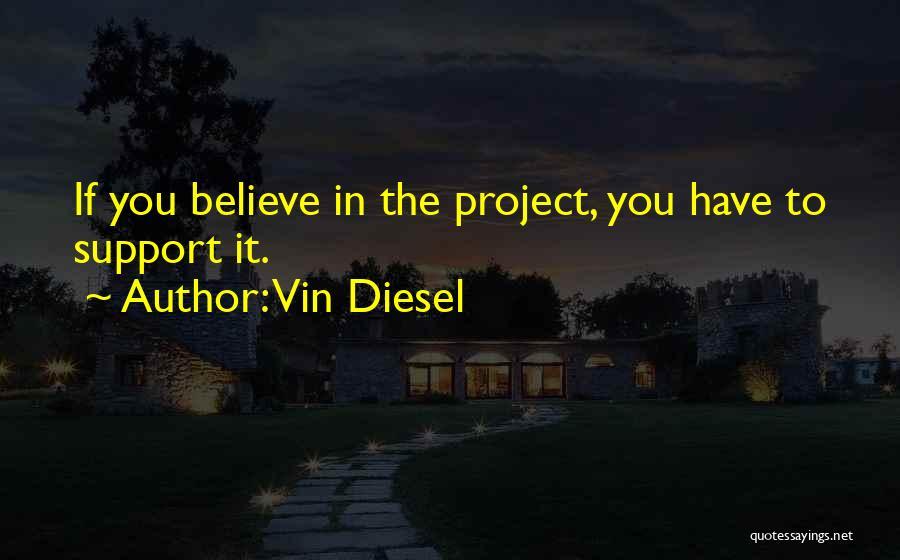 Vin Diesel Quotes 1440777
