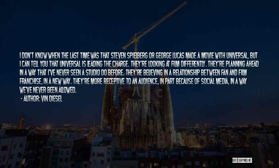 Vin Diesel Quotes 193894