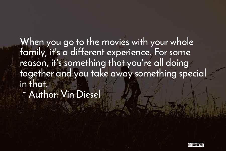 Vin Diesel Quotes 198322