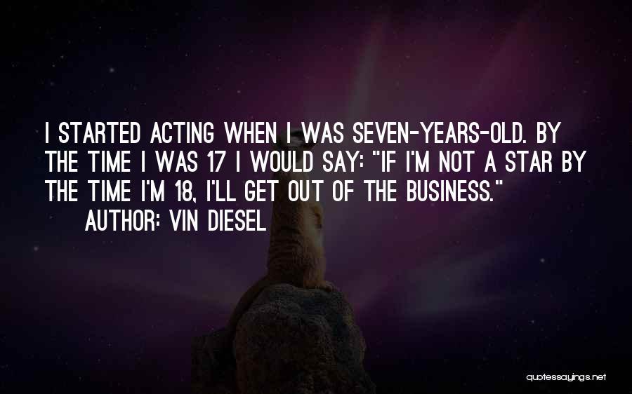 Vin Diesel Quotes 1995118