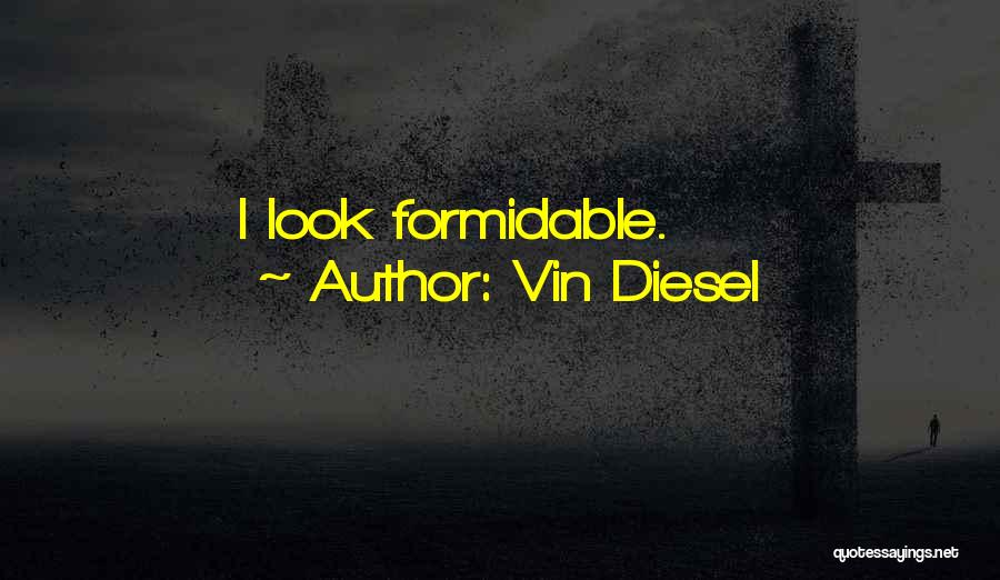 Vin Diesel Quotes 2088055
