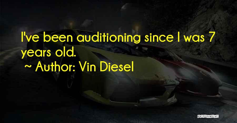 Vin Diesel Quotes 214553