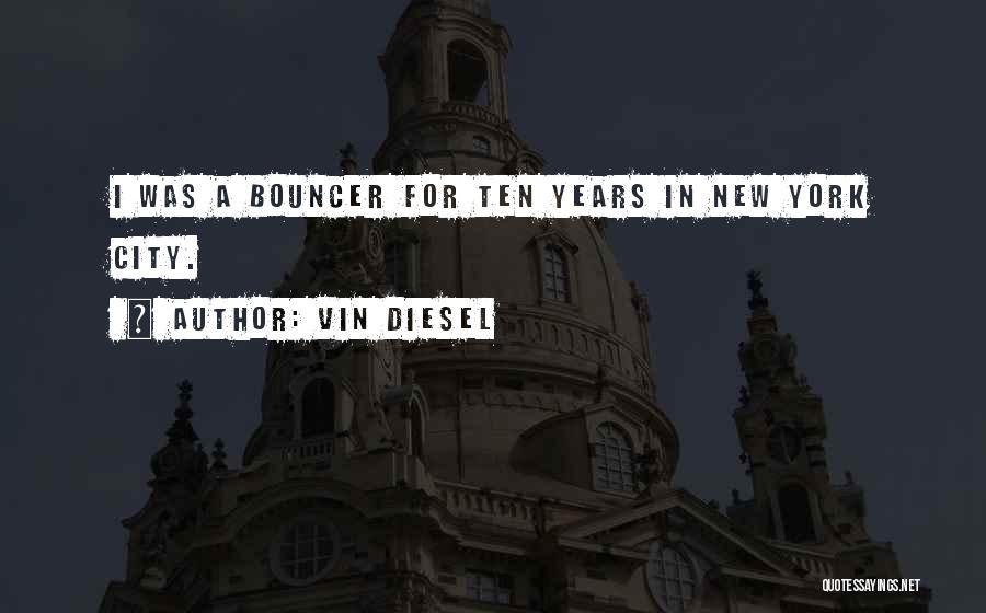 Vin Diesel Quotes 273582