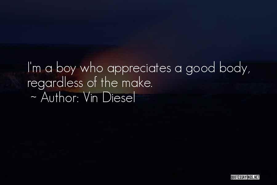 Vin Diesel Quotes 571036