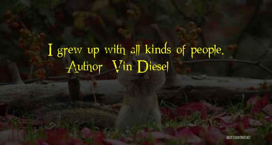 Vin Diesel Quotes 728925