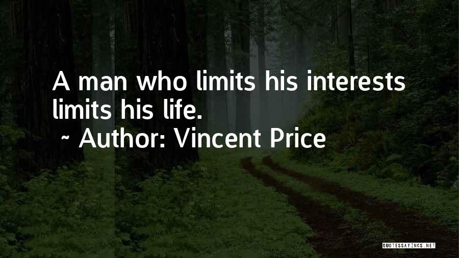 Vincent Price Quotes 1035067