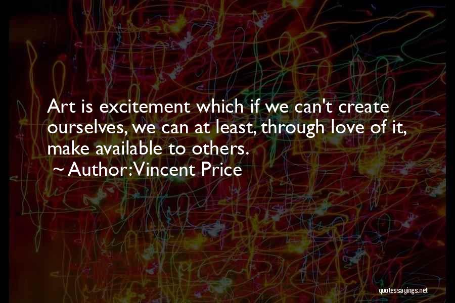 Vincent Price Quotes 1572633