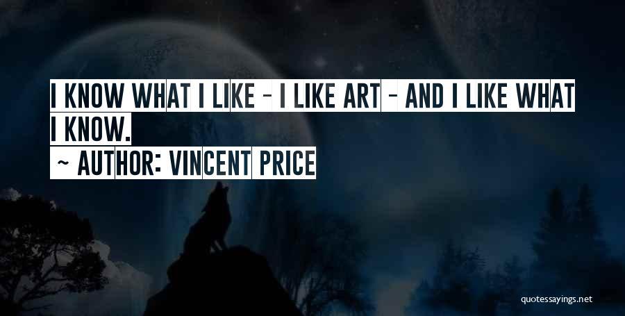 Vincent Price Quotes 2159149