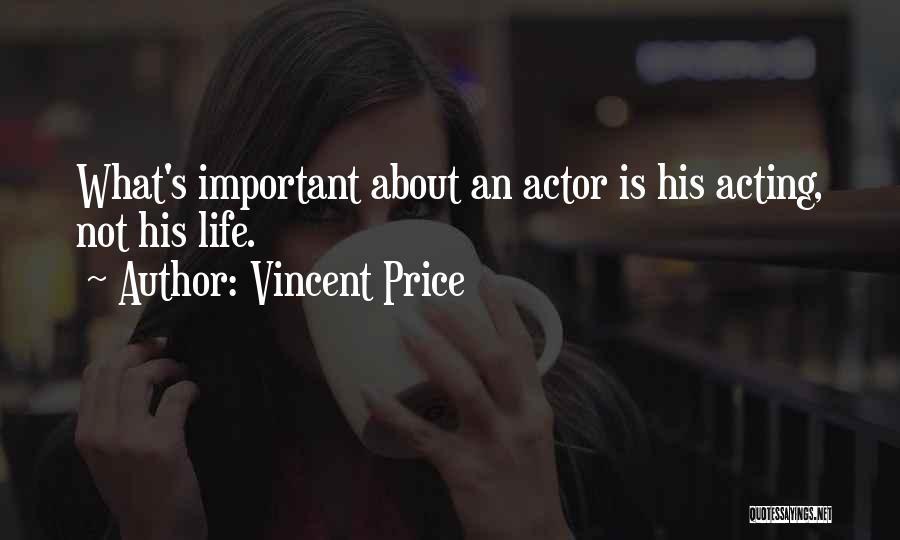 Vincent Price Quotes 286295