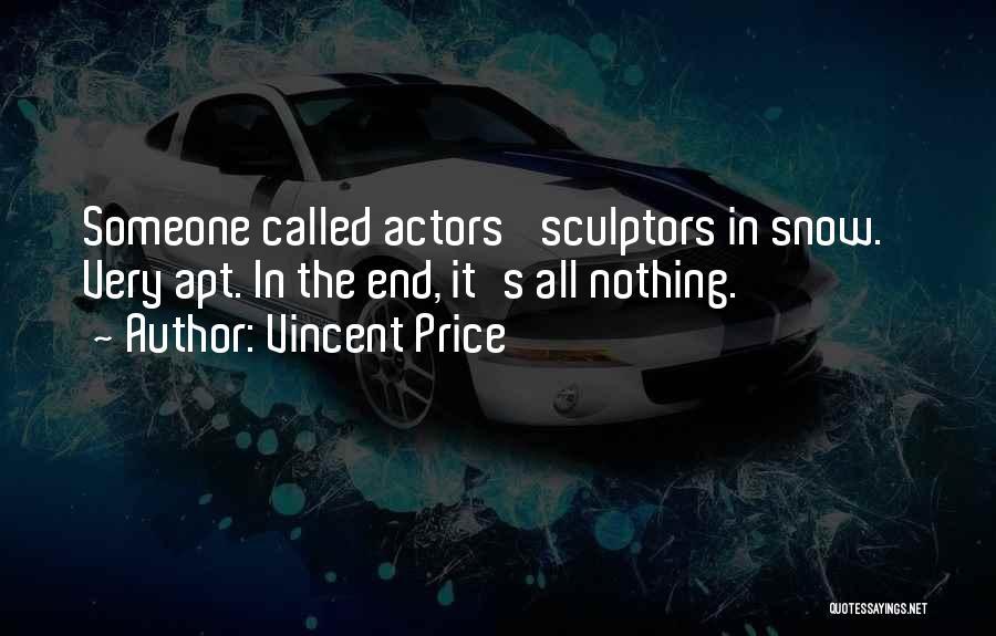 Vincent Price Quotes 335989