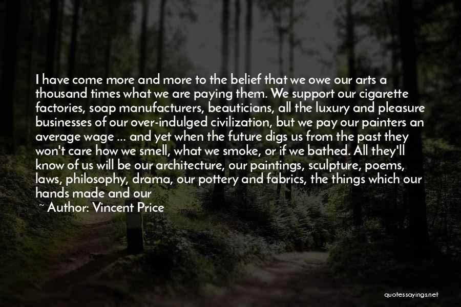 Vincent Price Quotes 457939