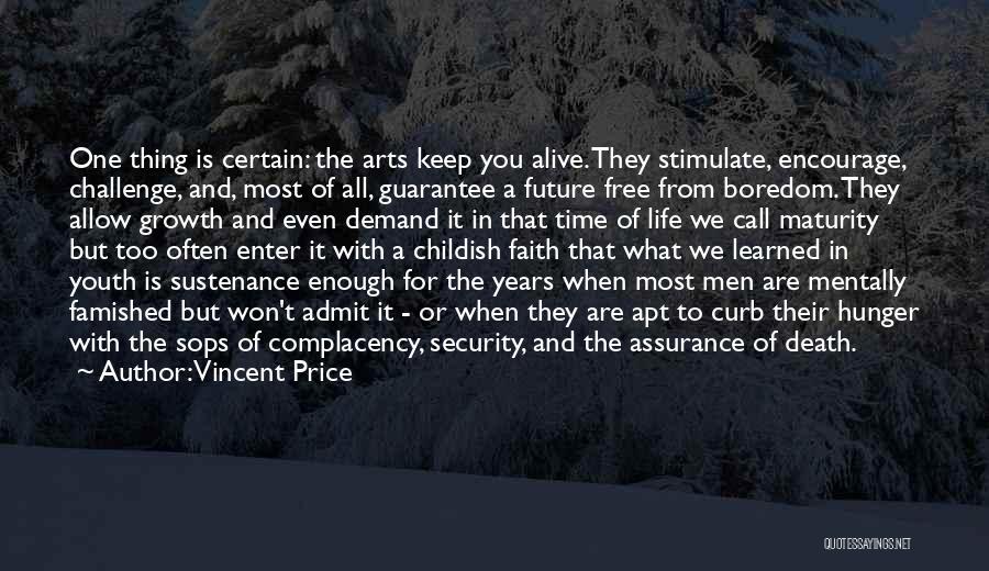 Vincent Price Quotes 481919