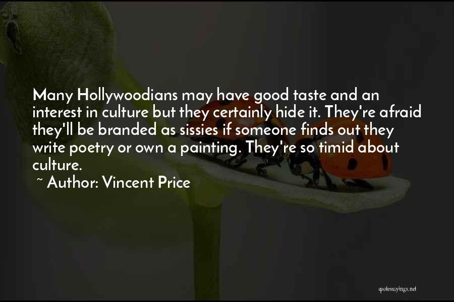 Vincent Price Quotes 746645