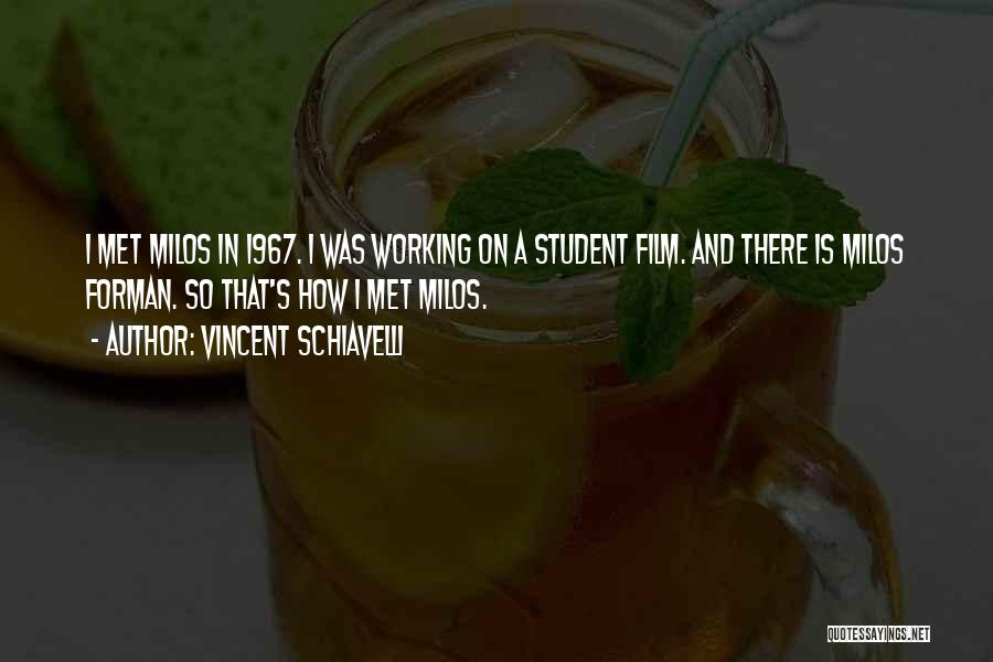 Vincent Schiavelli Quotes 267491