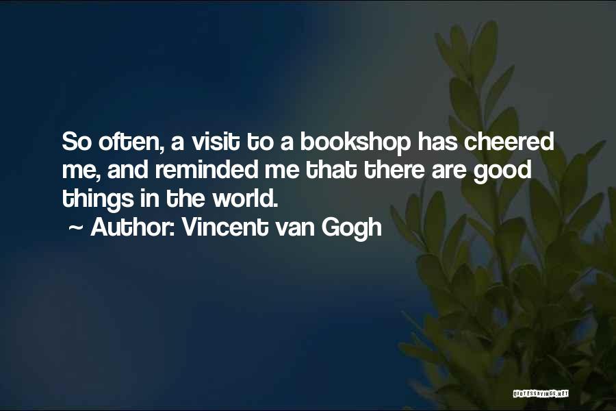 Vincent Van Gogh Quotes 1236771