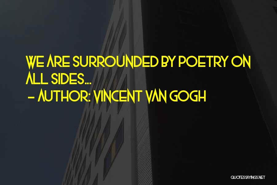 Vincent Van Gogh Quotes 1415432