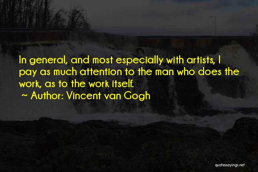 Vincent Van Gogh Quotes 1425754