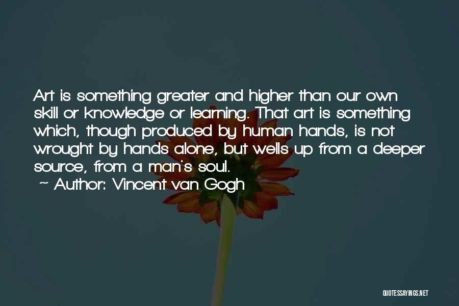 Vincent Van Gogh Quotes 1690929