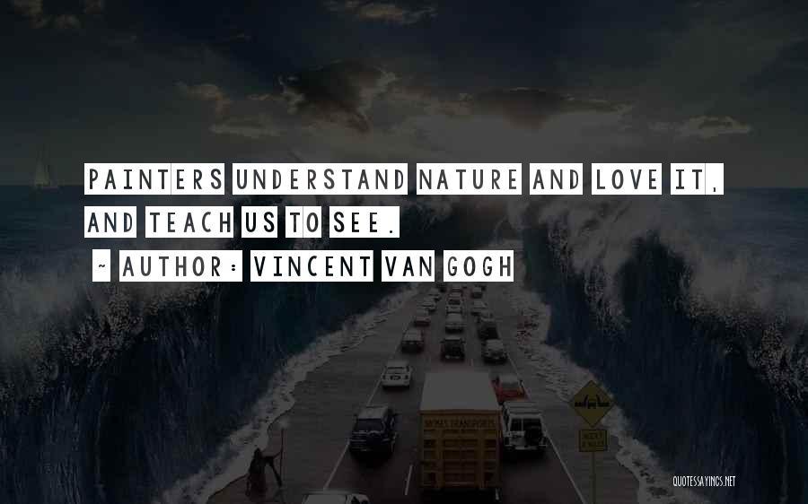 Vincent Van Gogh Quotes 1799097