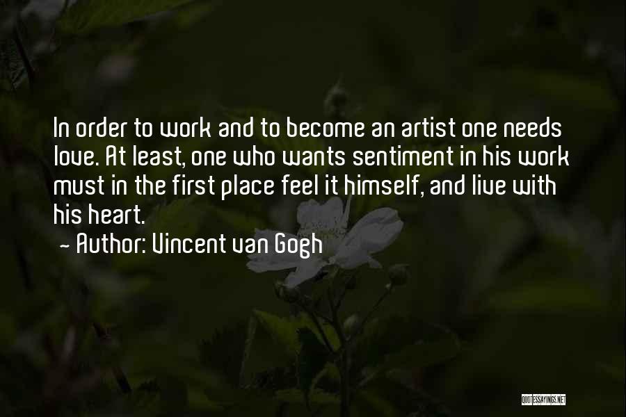 Vincent Van Gogh Quotes 2076909