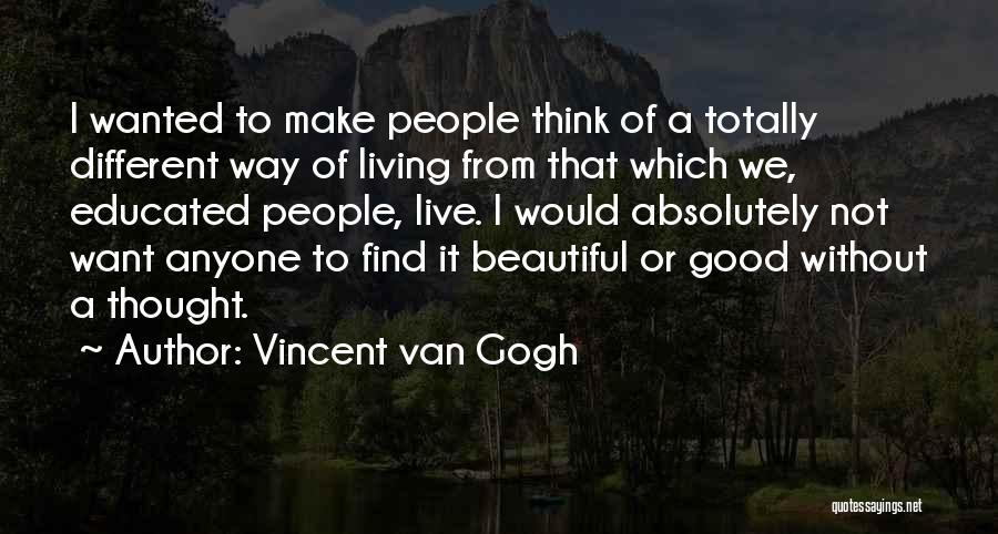 Vincent Van Gogh Quotes 2146245
