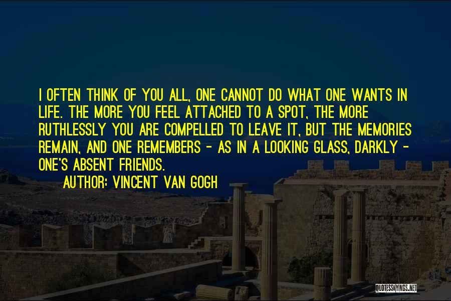Vincent Van Gogh Quotes 384070