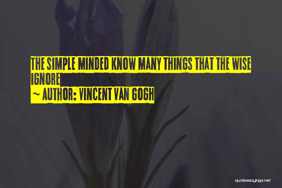 Vincent Van Gogh Quotes 514438
